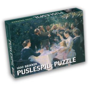 Art Puslespil - Skagen #2 (1000 stk.) (LAM4218)