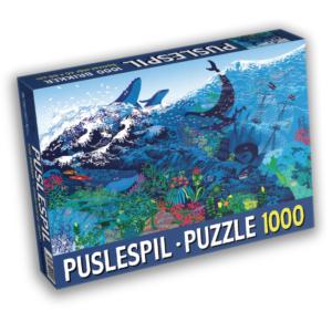 Art Puslespil -  Peggy Nille (1000 stk.) (LAM4219)