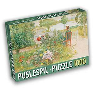 Art Puslespil -  Carl Larsson(1000 stk.) (LAM4221)