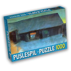 Art Puslespil - Oluf Høst (1000 stk.)