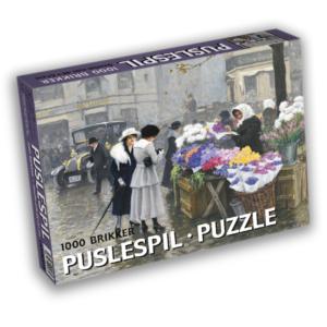 Art Puslespil - Paul Fischer (1000 stk.)