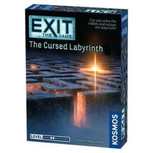 EXIT - Den forbandede labyrint (Engelsk)
