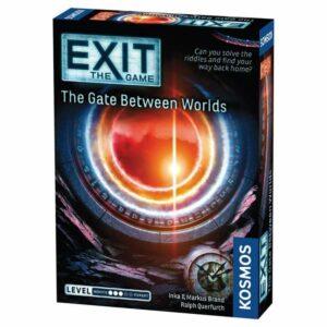 EXIT - Porten mellem verdener (Engelsk)