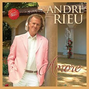 Andre' Rieu Amore Collectors Edition - Plus DVD - UK Import