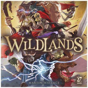 Wildlands (Engelsk) (OG2695)