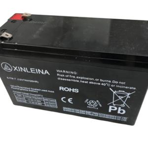 Azeno - Batteri til Elbil / Motorcykel - 12V (7A)
