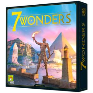 7 Wonders - Byer  V2 (Nordisk) (REP7CISCAN)