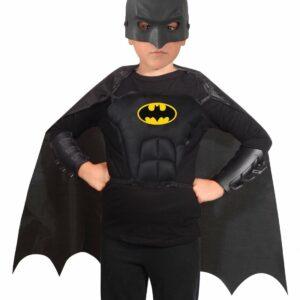Ciao - Børnekostume - Batman (5-12 år)