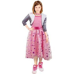 Ciao - Børnekostume - Barbie Prinsesse (5-7 år)