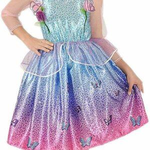Ciao - Børnekostume - Barbie Kjole (4-5 år)