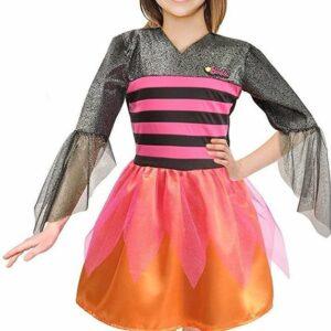 Ciao - Børnekostume - Barbie Heks (3-4 år)