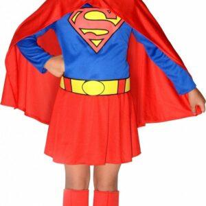Ciao - Børnekostume - Supergirl (5-7 år)