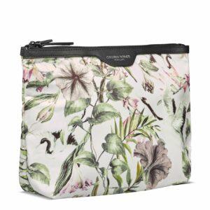 Gillian Jones - Urban Rejse Kosmetik Taske - Blomster