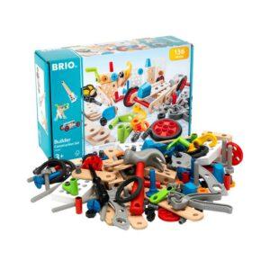 BRIO - Builder Byggesæt - 135 dele (brio 34587)