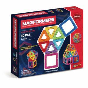 Magformers - Rainbow 30 dele