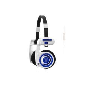 Koss - Headset iPorta Pro 2, White Blueberry (blå)