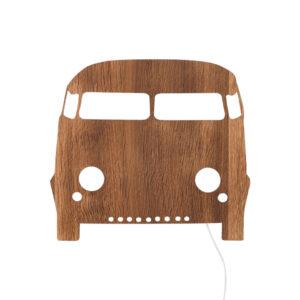 Ferm Living - Car lampe - Røget Eg