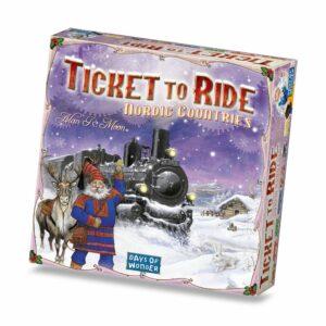 Ticket To Ride - Nordiske lande (Nordisk)