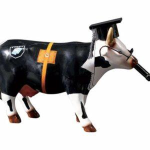 CowParade - Cow Doutora - Mellem