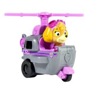 Paw Patrol - Basic Vehicle with Pup - Skye