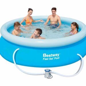 Bestway – Fast Set Pool 305x76cm med pumpe - 3638 Liter
