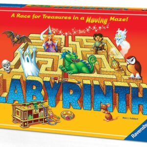 Ravensburger - Labyrinth (DA-SE-NO)