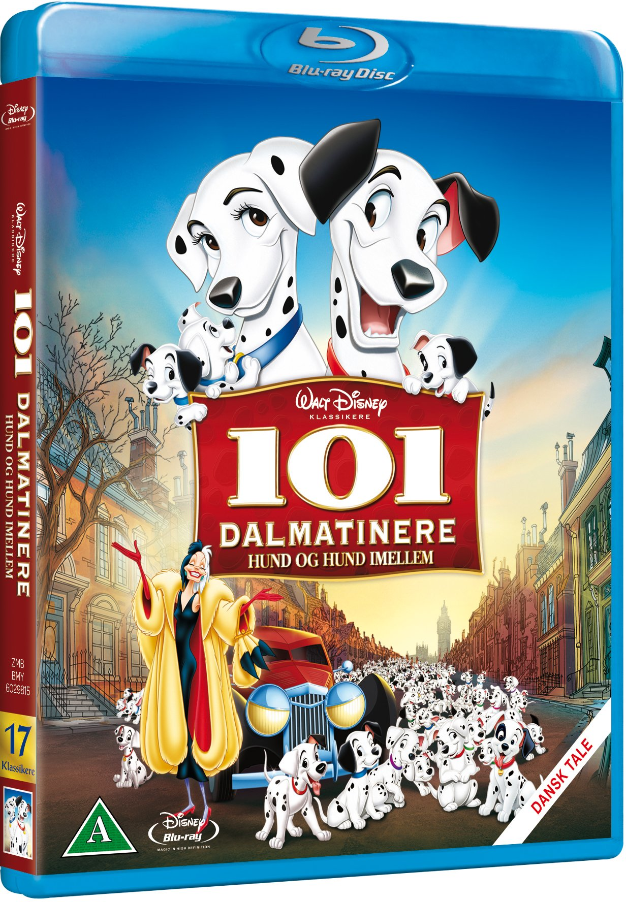 101 Dalmatiner Disney classic # 17