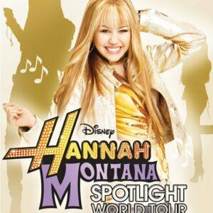 Hannah Montana: Spotlight World Tour