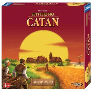 Settlers fra Catan - Grundspillet (Dansk)