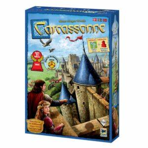 Carcassonne - Brætspil (Nordisk)