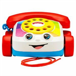 Fisher Price - Chatter legetøjstelefon på hjul