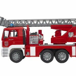 Bruder - Brandbil med Lys & Lyd (2771)