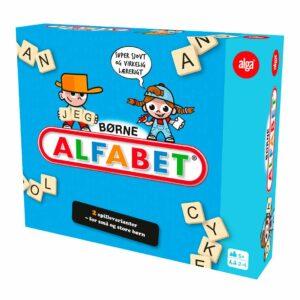 Alga - BørneAlfabetet