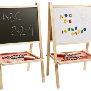 ARTKIDS - Staffeli med tavle og whiteboard - 91 cm