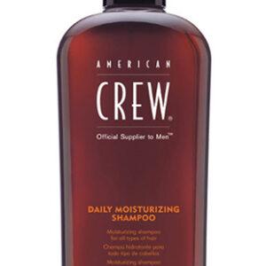 American Crew - Daily Moisturizing Shampoo 250 ml