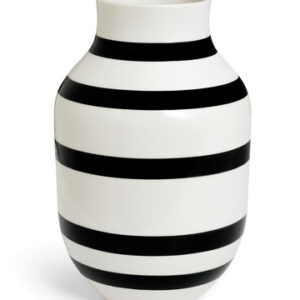 Kähler - Omaggio Vase Sort - Stor