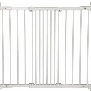 Baby Dan - Sikkerhedsgitter - Flexi Fit metal (55114-2400-10)